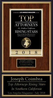 Top Attorneys Rising Stars 2018